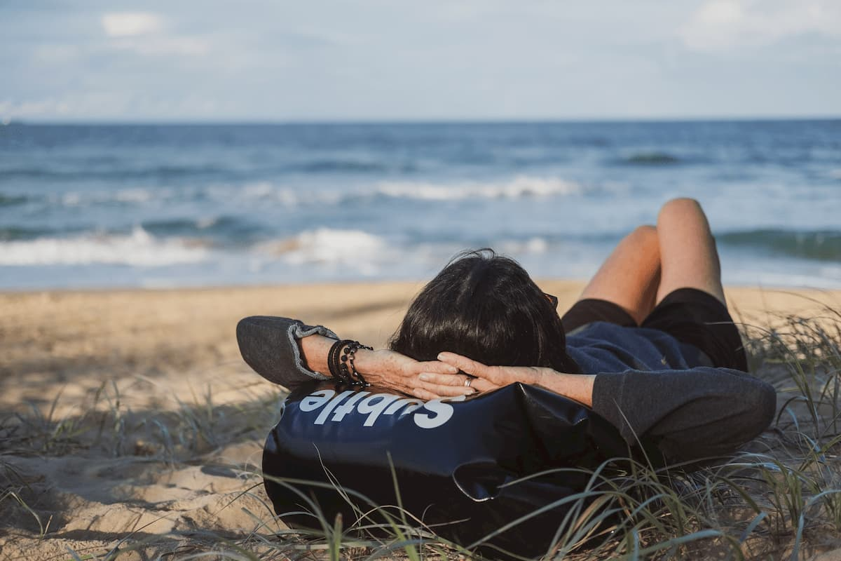 Entspannen - Anspannung lösen- innere Ruhe und Frieden finden