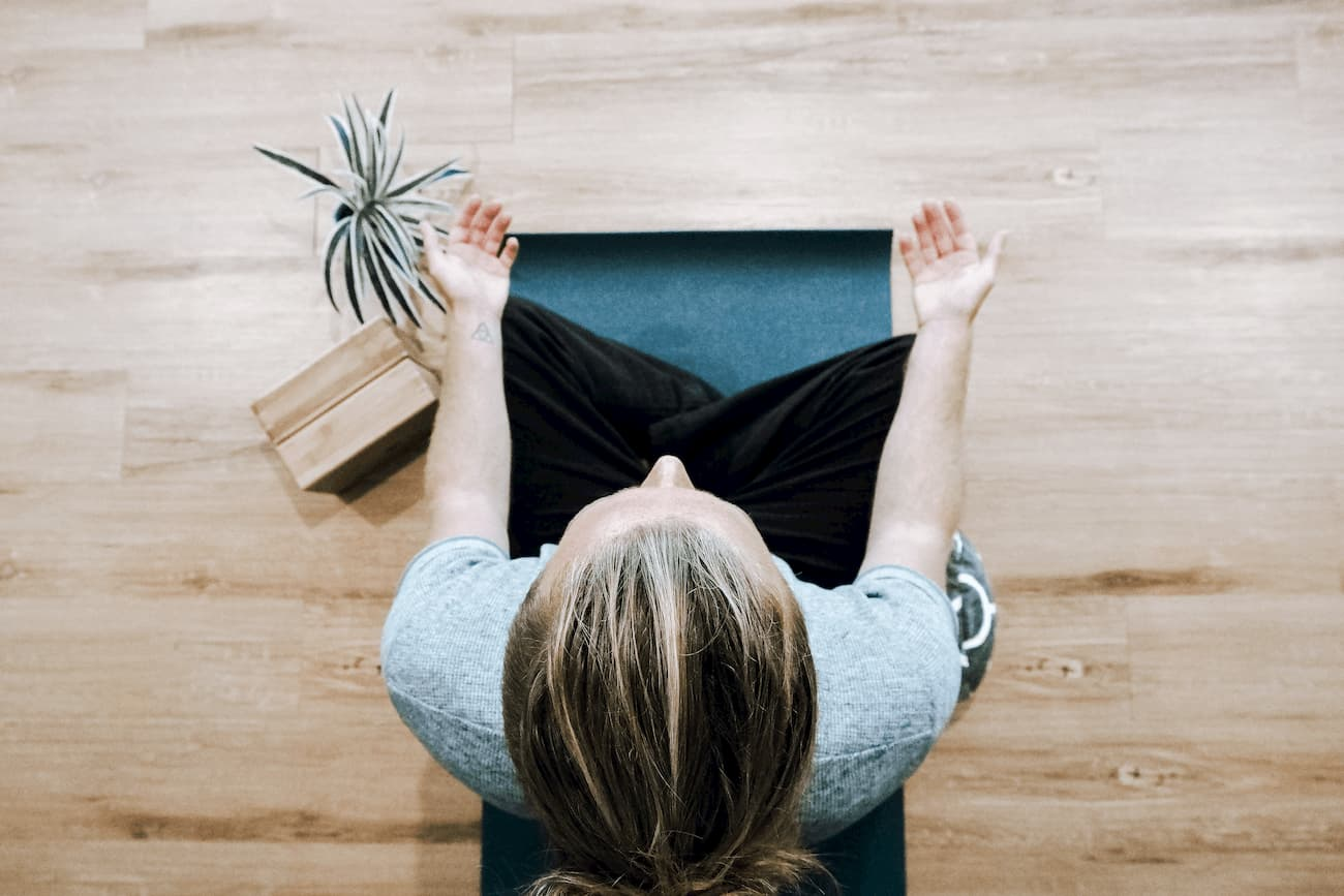Meditation-Mehr Lebensfreude im Alltag-stressfreier Leben -OM