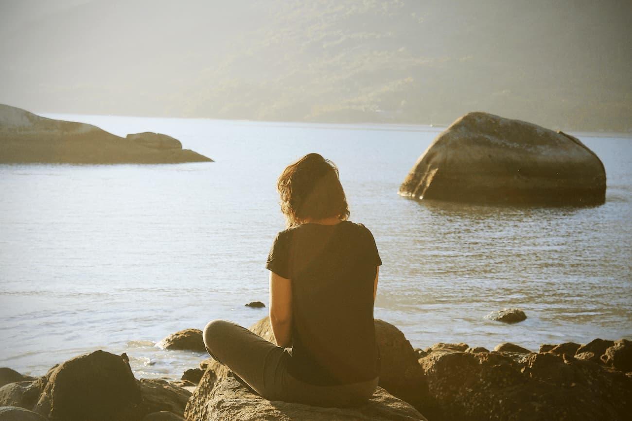 Unzufriedenheit loslassen -
