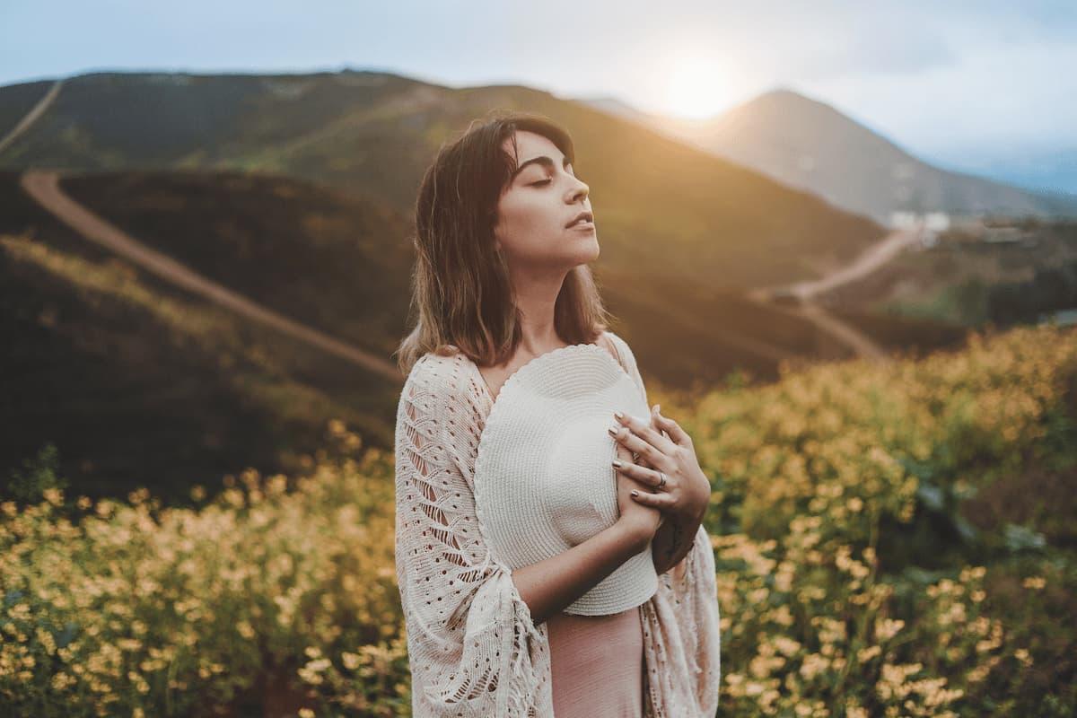 Achtsamkeit. Mehr Energie und Wohlbefinden